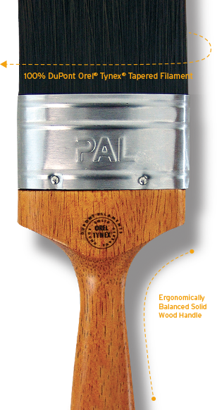 PAL – Paint Brushes, Rollers & Tools